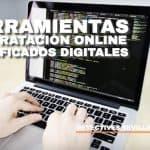 Contratos y certificaciones electrónicas