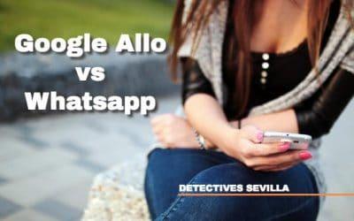 Google Allo vs Whatsapp -Actualización-