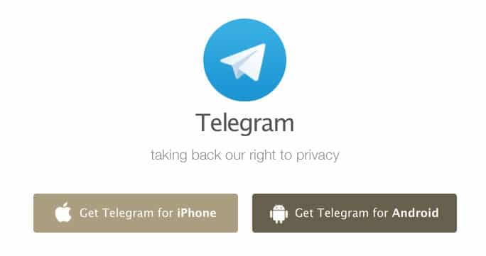 Telegram: un nuevo sustituto para whatsapp