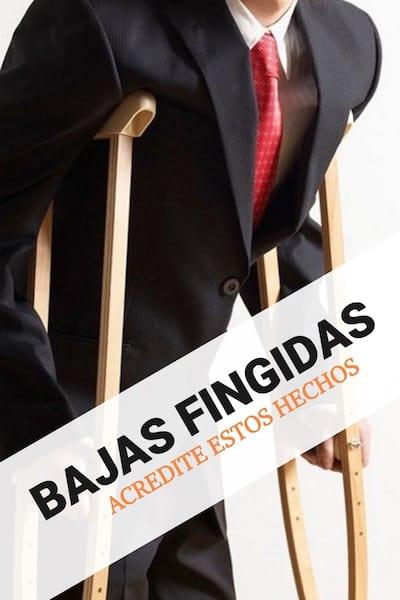 BAJAS FINGIDAS EN SEVILLA